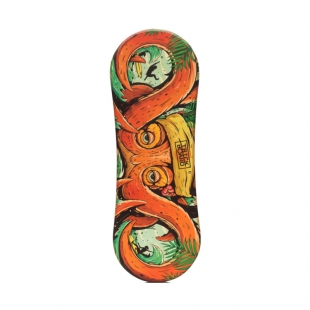 TRICKBOARD OCTOPUS orange