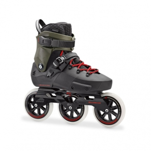 ROLLERBLADE TWISTER EDGE 110 3WD blk/army/gre/