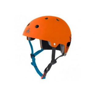 TRIPLE 8 Brainsaver P-Swiss Orange