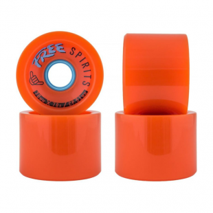 FREE WHEELS Spirits Orange