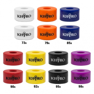 KHIRO Double Barrel Bushings 90A