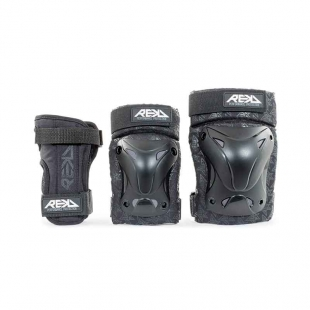 REKD Triple Pad Set bk/bk