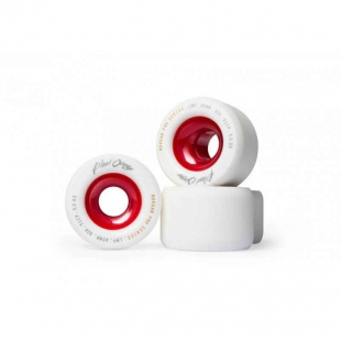 BLOOD ORANGE Morgan Pro 65mm 82a white/red