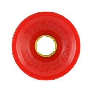 Seismic HOT SPOT 69mm 78A Opaque Red