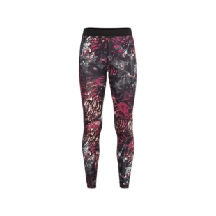 ROXY Daybreak Bottom Technical Base Layer Leggings FOUR LEAF CLOVER ZEBRATREE