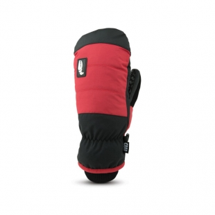 Crab Grab Snuggler MITT Red