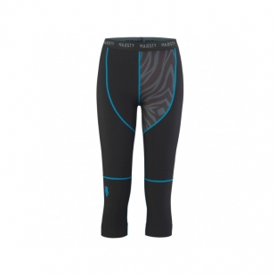 MAJESTY Shelter Pant Lady Zebra