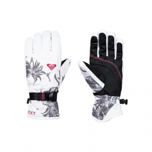 ROXY Jetty BRIGHT WHITE SWELL FLOWERS WBB2