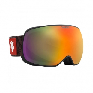 MAJESTY THE FORCE SPHERICAL BLACK FRAME / photochromic lens