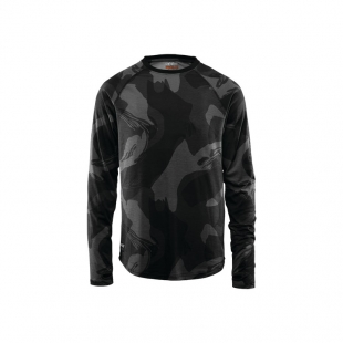 THIRTY TWO RIDELITE BASELAYER LS/BlackCamo