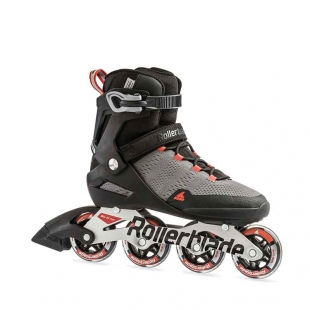 ROLLERBLADE SPARK 80  GREY/BURNT ORANGE