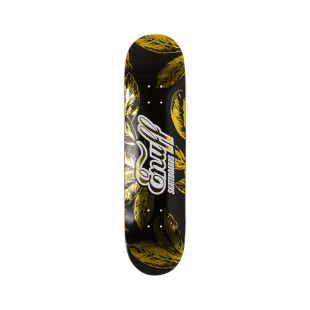 ENUFF Deck GOLD LEAF 8