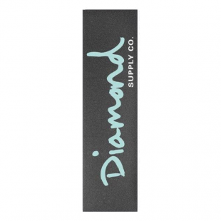 DIAMOND GRIP ARKUSZ OG Script Blue