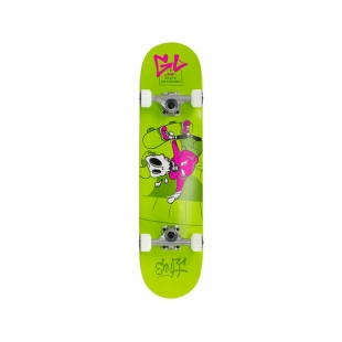 ENUFF Mini Skully Green 7.25