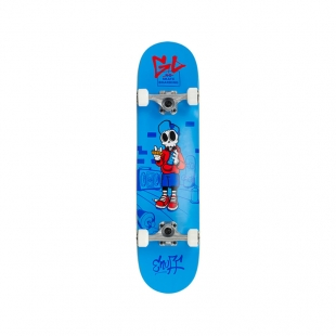 ENUFF Mini Skully Blue 7.25