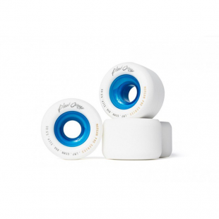 BLOOD ORANGE Morgan Pro 65mm 84a white/blue