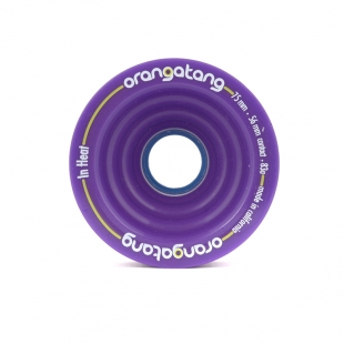 ORANGATANG IN HEAT 75mm 83A Purple