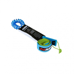 NSP LEASH 10FT 8mm Coiled