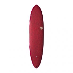 NSP 06 COCO DREAM RIDER 7'2 Red