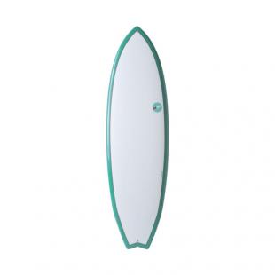 NSP 06 ELEMENTS HDT Fish 6'4 Aqua