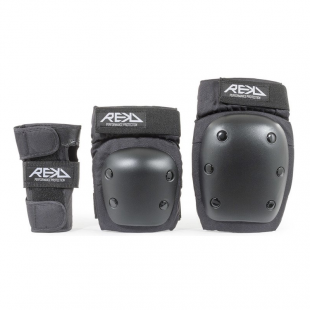 REKD Heavy Duty Pad Set bk/bk