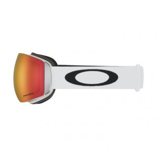 OAKLEY FLIGHT DECK XM Matte White / Prizm Torch