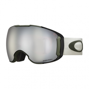 OAKLEY AIRBRAKE XL Dark Brush Grey / Prizm Black + Prizm Hi Pink