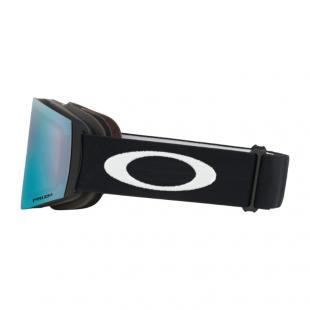 OAKLEY FALL LINE XL Matte Black / Prizm Sapphire