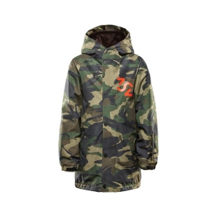 THIRTY TWO Y LEAGUE Camo