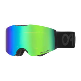 OAKLEY FALL LINE XL Factory Pilot Blackout / Prizm Jade