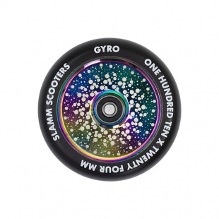 SLAMM Kółko Gyro Hollow Core Neochrome 110 mm