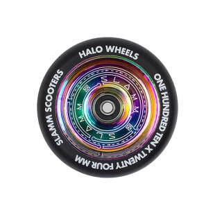SLAMM Kółko Halo Deep Dish Neochrome 110 mm