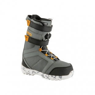 NITRO ROVER QLS Black/Orange 18/19