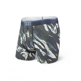 SAXX QUEST 2.0 Navy Mountain Camo
