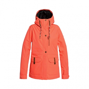 ROXY ANDIE SpinDye Living Coral