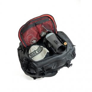 RIDE Duffel Bag Black