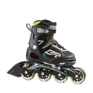 ROLLERBLADE PHASER COMBO Black/Green