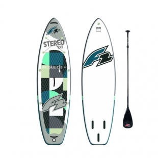 F2 STEREO 10'5