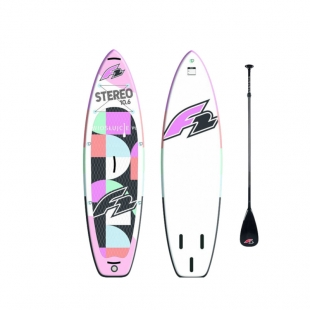 F2 STEREO 10'0