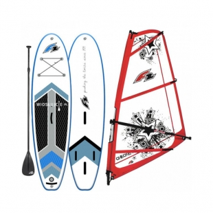 F2 Komplet WINDSURF TEAM 11'5
