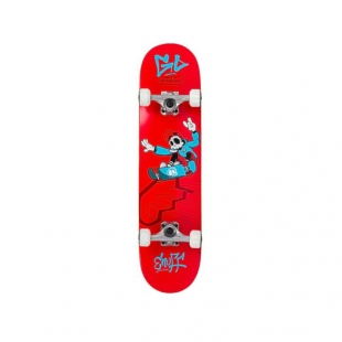 ENUFF Mini Skully Red 7.25