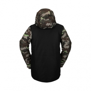 VOLCOM DEADLY STONES INS Army 20/21