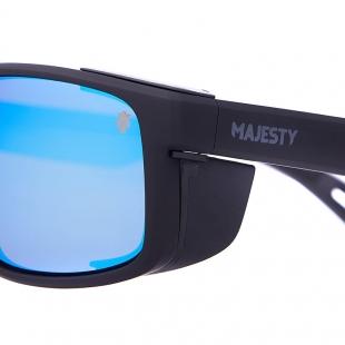 MAJESTY VERTEX Black / Blue Mirror