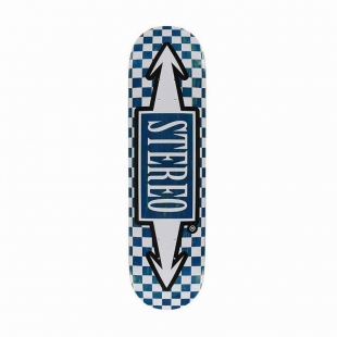 STEREO ARROWS Blue kpl 7.75