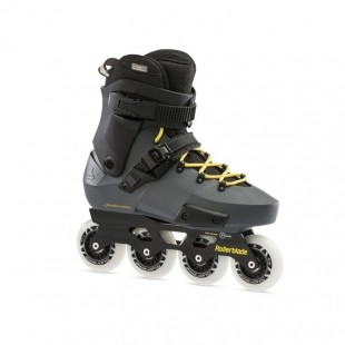 ROLLERBLADE TWISTER EDGE Anthracite / Yellow 20/21