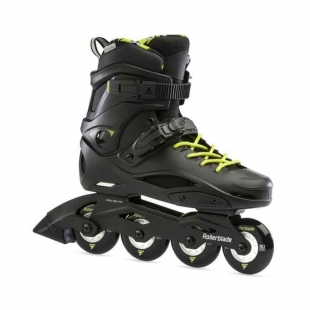 ROLLERBLADE RB CRUISER Black / Neon Yellow 20/21