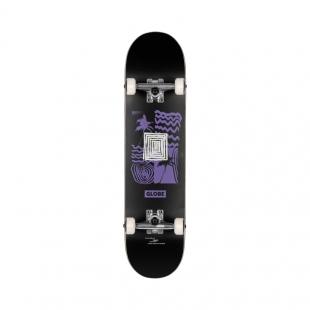 GLOBE G1 Fairweather Black Purple 7.75
