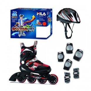 FILA J-One Combo 3 Black/Red
