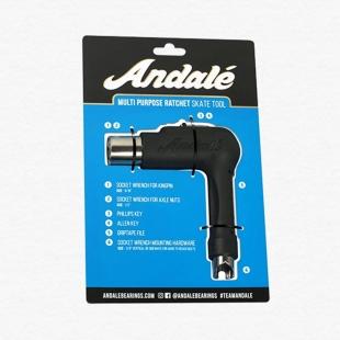 Andale skate tool ratchet black