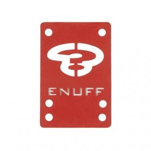 ENUFF Shock Pads Red